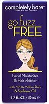 Completely Bare go fuzz FREE Facial Moisturizer & Hair Inhibitor with White Will image 10
