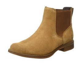Timberland Womens Magby Chelsea Boots Brown (Rust) 3.5 UK - $4.621,27 MXN