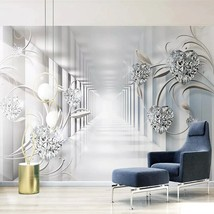 """3D Wallpaper """"Abstract Space"""" - $35.00+"""