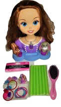 Sofia The First Talking Styling Head - $29.00