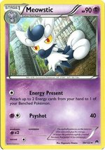 Pokemon - Meowstic (59/122) - XY BREAKPoint - $0.91