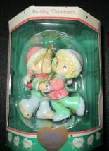 Enesco Precious Moments Boy & Girl Ornament 1999 #790524 USED - $7.91