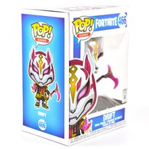 Funko Pop! Games Fortnite Character Drift #466 Vinyl Action Figure NIB IN HAND image 5