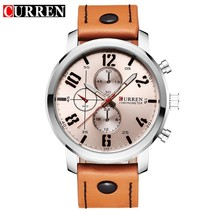 CURREN  Casual Men Watches Analog Military Sports Watch Male Wristwatches Relogi - $40.99