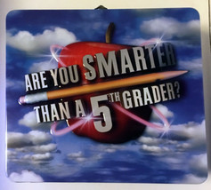 2007 Are you Smarter than a 5th Grader? Board & computer game CD by Cardinal Ind - $14.85