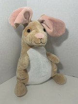 Kohl's Cares for Kids The Velveteen Rabbit tan plush stuffed bunny - $8.90