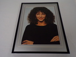 Amy Irving 1988 Framed 11x14 Photo Display  - $32.36