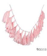 Light Pink Tassel Garland - $8.86
