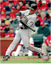 Nate McLouth Pittsburgh Pirates Unsigned Licensed Baseball Photo  - $8.95
