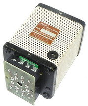 ACOPIAN 30S25 REGULATED POWER SUPPLY W/ RDI 620-0049 REV. A RELAY BOARD
