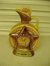 Jim Beam Genuine Regal China Liquor Bottle Decanter by C. Miller 1968 10... - $11.88