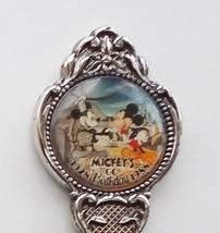 Collector Souvenir Spoon Mickey Mouse 60th Birthday 1928 1988 Disney  - $12.99