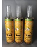 Lot Of 3 St. Ives Face Mist Zing Orange Scent 4.23 oz Each 3 Pack - $19.95