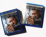 Robin Hood: Unrated Director's Cut (2010) ~ Blu-Ray + DVD ~ Used