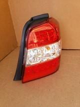 06-07 Toyota Highlander Hybrid LED Tail Light Lamp Passenger Right - RH image 2