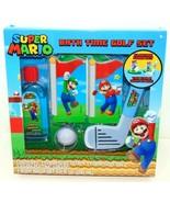 NEW Super Mario Bath Time Golf Set Gift 2019 Nintendo Game Body Wash U.S... - $9.70