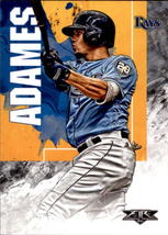 Willy Adames 2019 Topps Fire Card #120 - $0.99