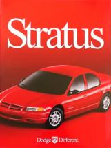 2000 Dodge STRATUS sales brochure catalog US 00 SE ES - $6.00