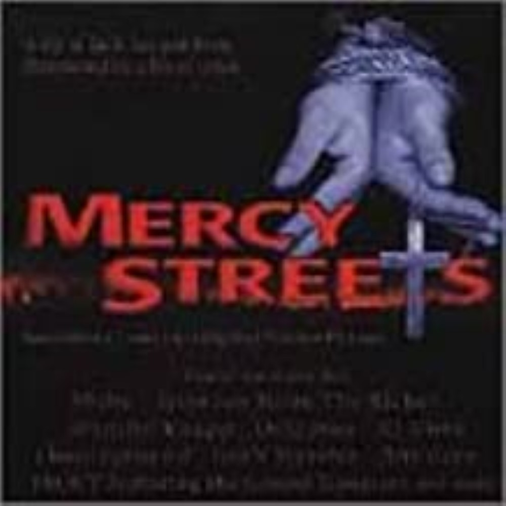 Mercy Streets by Steffan Fantini and Various Artists Cd