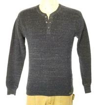 Polo Ralph Lauren Men's Sweater Henley Blue Cotton Sz S NWT $90 - $71.97
