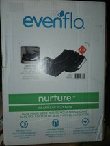 Evenflo Nurture Infant Baby Car Seat Base Black - $18.99