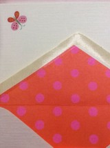 Vintage Stationery Set Butterfly 30 Sheets Paper 20 Lined Envelopes 6x8 ... - $23.58