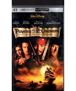 PSP- UMD Video Pirates Of The Caribbean - The Curse Of The Black Pearl - $12.00