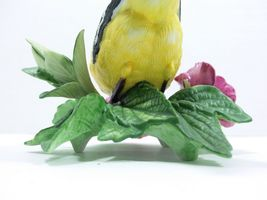THE LENOX GARDEN BIRD COLLECTION American Goldfinch (1987) Fine Porcelain image 11