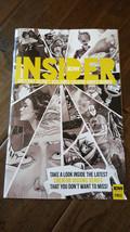 2017 SDCC WONDERCON IDW INSIDER PREVIEW COMIC BOOK JOHN LENNON LOCKE & K... - $9.89