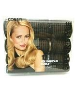 1 pk Conair Copper Style 12 Piece Voluminous Curls Self Grip Rollers - B... - $15.83