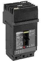 HJA36040 600VAC 250VDC 40A 3Pole 100kA Molded Case Thermal Magnetic Main... - $557.63