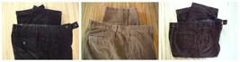 Men Pants  Grant Thomas Corduroys    34 x 26    43 x 30 - $18.28