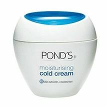Pond's Moisturizing Cold Cream - Winter Care Face Skin Soft Smooth 100 m... - $11.90