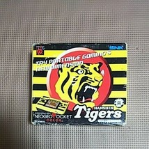 NeoGeo Pocket Color Body Hanshin Tigers Version SNK NeoGeoPocket NPB USED - $369.83