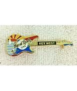Hard Rock Cafe Key West Sunset Guitar In Great Shape   T2 - $14.36