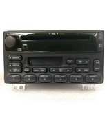 Ford CD Cassette MP3 radio w/ CDC. OEM factory original stereo - $89.92