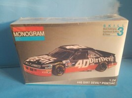 1994 Monogram Dirt Devil Pontiac #40 Model Kit #2973 - $15.88