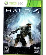 XBOX 360 Halo 4 (2 Disks set) - $9.50