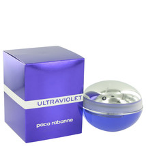 ULTRAVIOLET by Paco Rabanne Eau De Parfum Spray 2.7 oz for Women - $58.95