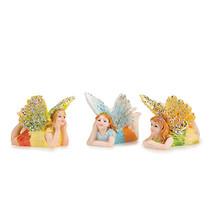 Yard And Garden Minis Flying Fairy 1.25 X 1.5 Inches Assorted - $15.00