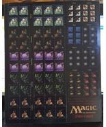Magic the Gathering - Fallen Empires - Token - Counter Sheet - Unpunched... - $24.45