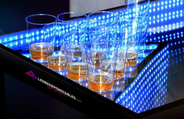 Infinity L.E.D Beer Pong Table - $579.00