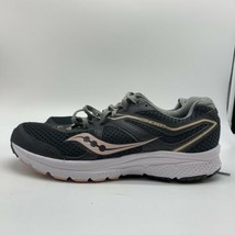 Saucony Womens Cohesion 11 Running Walking shoes Gray S10420-7, Size 8.5 - $31.68