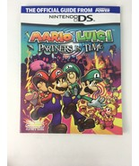 Mario & Luigi Partners in Time DS Nintendo Power Official Guide - $14.99