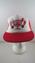 Memorial Cup Hat (VTG) - 1983 Portland Oregon - Signed - Adult Snapback - $55.00