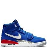 Nike Air Jordan Legacy 312 Pistons Detroit Don C Blue Red AV3922-416 Men... - $109.99