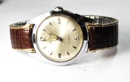 Vintage Le Gran Wristwatch Manual Wind ST92 Standard Time 33mm - $19.79