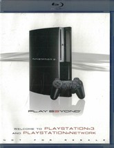 Welcome to Playstation 3 PS3 & Playstation Network Play Beyond Blu-ray Disc - $5.99