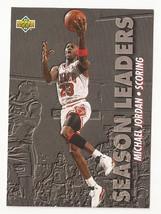 1993-94 Upper Deck Michael Jordan Basketball Card #166 - $3.75