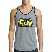Officially Licensed DC Comics Men's Classic Batman Logo Tank Top - $12.86+